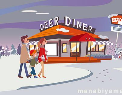 Deer Diner ディーアダイナー