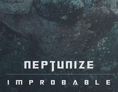 NEPTUNIZE ALBUM COVER DESIGN