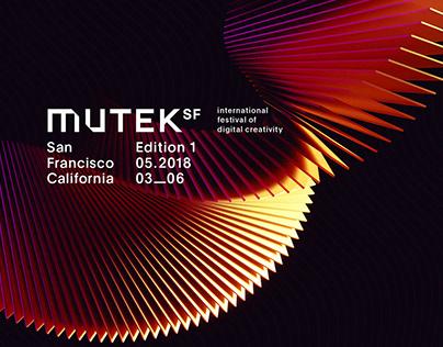 MUTEK.SF 2018
