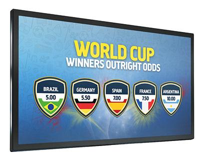 Editec - World Cup Russia 2018