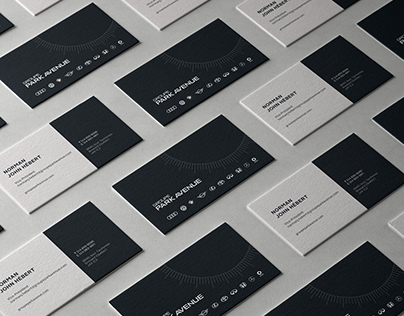 Groupe Park Avenue | Branding and Interactive