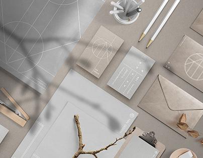 研空間品牌識別設計 / Yan Design Branding
