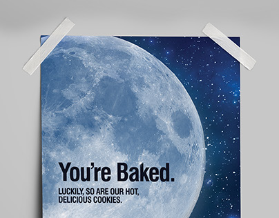 Insomnia Cookies Ad Campaign