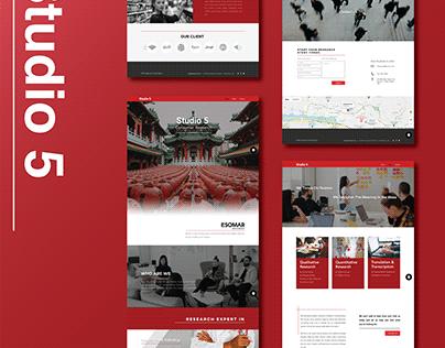 Studio 5 Web Design