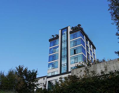 Apartment House in Kiev