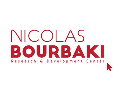 Nicolas Bourbaki R&D Center - Website Project