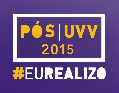 Pós UVV-ES - Campanha