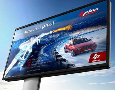 Petrol | Graphic Design