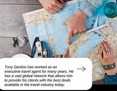 Tony Daniloo - Executive Travel Agent