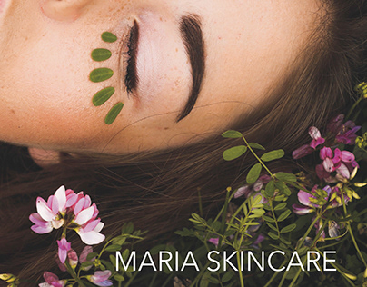 MARIA SKINCARE BROCHURE