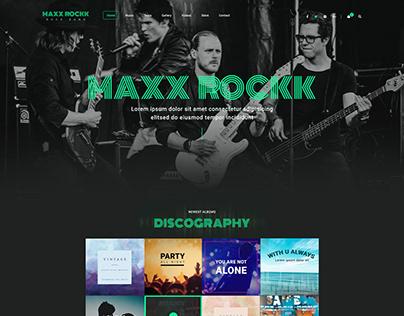 Musiziya - Music Band & Musician HTML Template