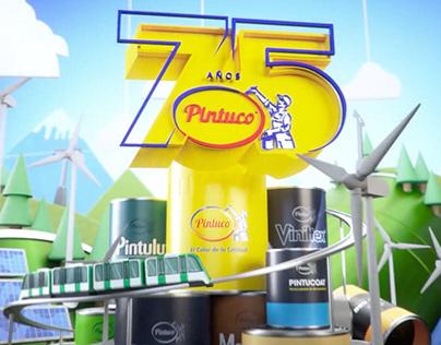 TV / PINTUCO 75 AÑOS