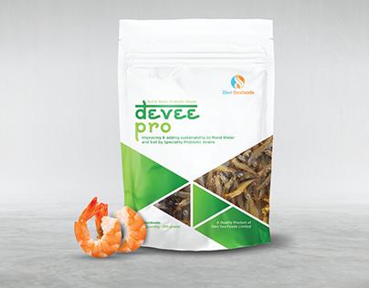 Devee Feed - Packaging