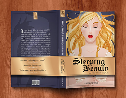 Sleeping Beauty Book Cover