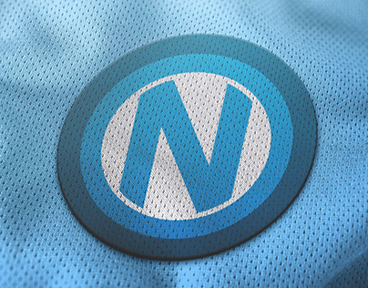 SSC Napoli Badge Rebrand