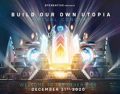 Virtual Music Concert - Build our own Utopia (Official)