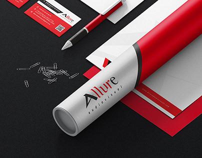 Allure | Visual Identity Development