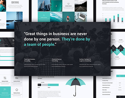 UNIDE Business Template