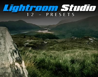 Lightroom Studio - 12 Professional Lightroom presets