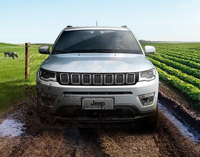 Campanha Jeep Produtor Rural