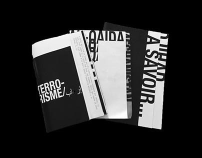 Collection livre terrorisme
