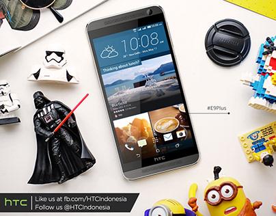 HTC Social Media Content