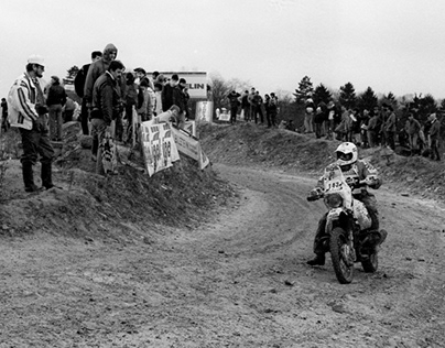 Prologue Paris-Dakar 1986