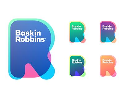 Baskin Robbins Rebranding