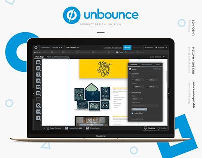 Unbounce Landing Page Builder