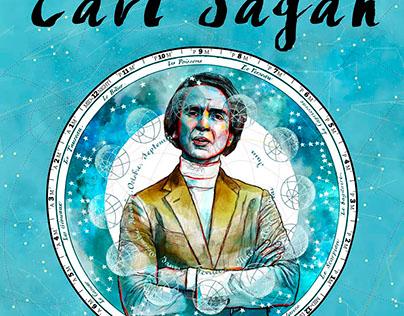 Cosmos: Carl Sagan & Neil deGrasse Tyson