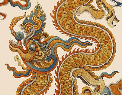 'Vietnamese Holy Beasts'