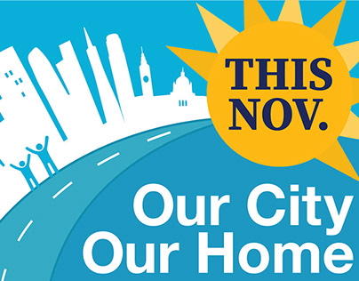 Our City Our Home Branding