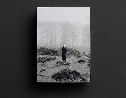 o bosque petrificado . analogue photography