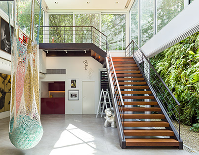Oboé Art Gallery in Jardins by BZP Arquitetura