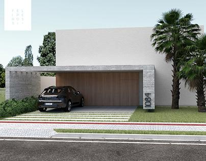MINIMAL HOUSE JP - Bello Villagio Londrina| PR