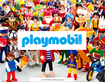 Playmobil - Les complexes