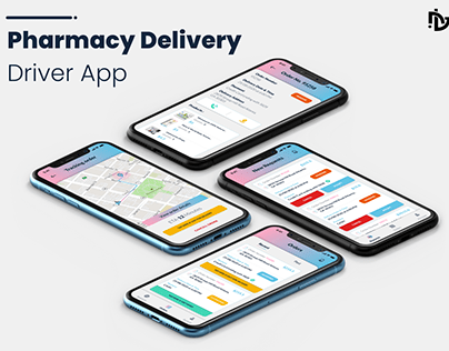Pharmacy Delivery - Driver App