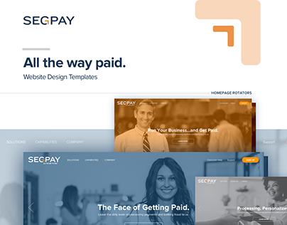 SEGPAY Website Design