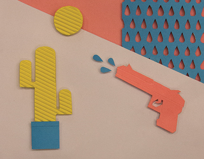 SAD BOY : Hand-Crafted Graphic Design
