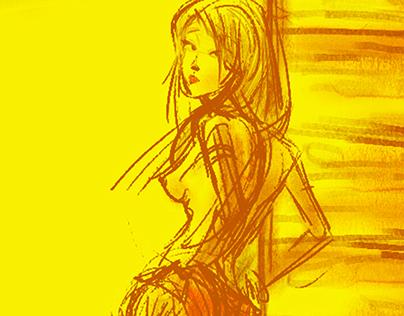 Digital Sketching_Art