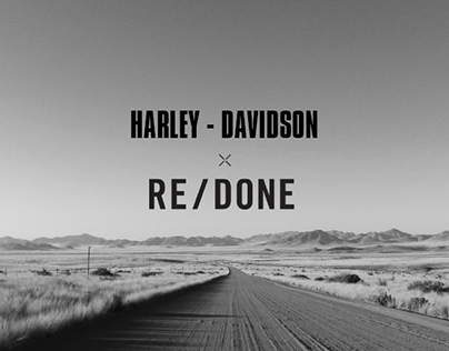 Harley-Davidson x Re/Done | Capstone Project