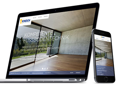 Responsive Web Design – Knoch