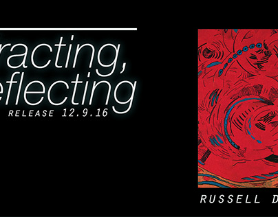 Refracting, Reflecting - Album Artwork