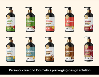 Personal Care and Cosmetics Packaging Branding