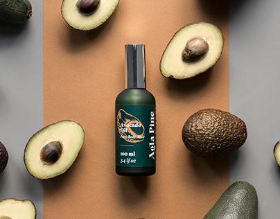 Agla Pine Avocado Oil
