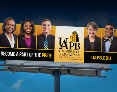 UAPB - Become a Part of the Pride Campaign