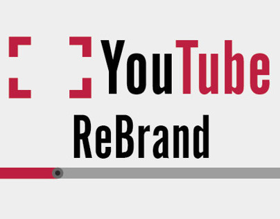 YouTube Rebrand