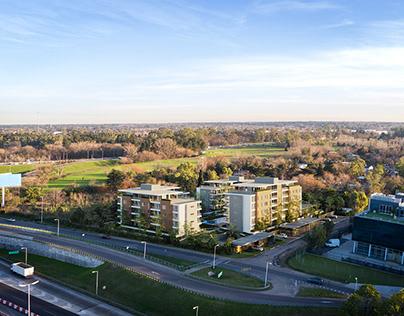 ACORUS LELOIR, Residential Development