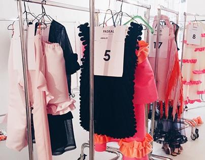 Paris Fashion Week w/PASKAL