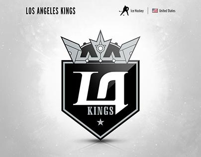 Los Angeles Kings | logo redesign